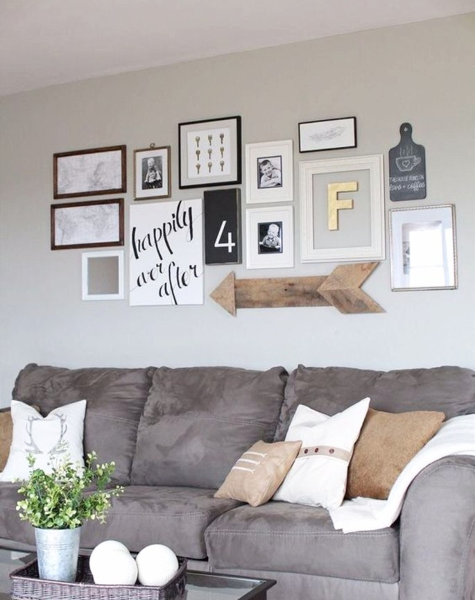 DIY Gallery Wall Ideas - Accent Wall Decorating Ideas To Copy ...