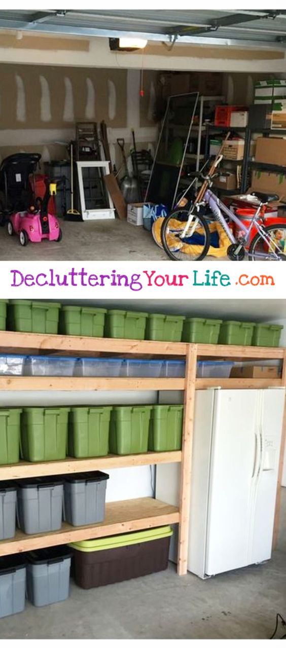a and your to on help garage shelving you budget organization economical easy diy reinvent ideas organizing storage