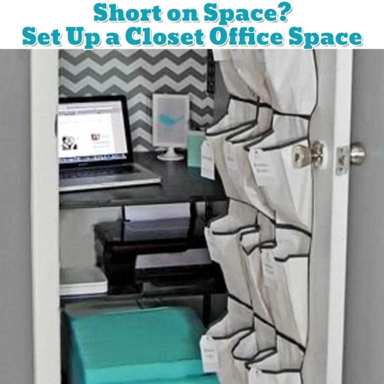 Small office organization ideas - Getting Organized - 50+ Easy DIY organization Ideas To Help Get Organized
