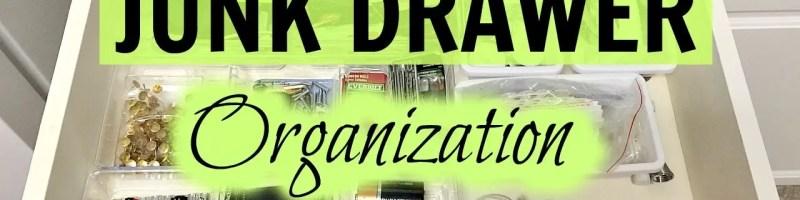 Junk Drawer Organization DIY Ideas – Genius Organizing Ideas For ALL Junk Drawers
