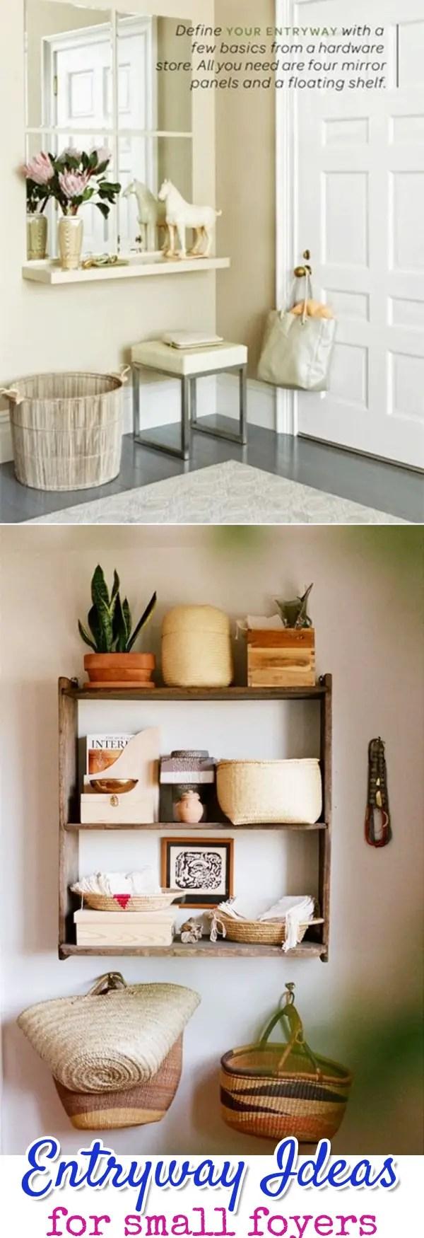 Small Foyer Decorating Ideas   Small Entryway Decor And Small Foyer  Decorating Ideas