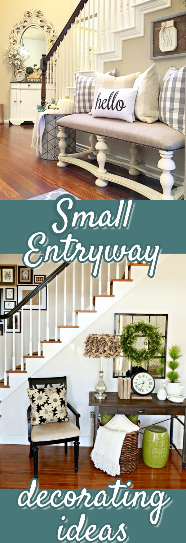 Small Foyer Decorating Ideas   How To Decorate A Small Foyer Or Apartment  Entryway