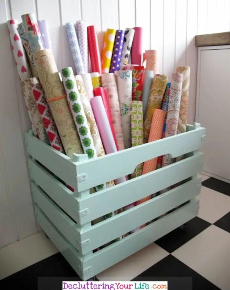 Cheap Craft Room Organization Ideas - Craft Room Organizing Ideas #gettingorganized #goals #organizationideasforthehome