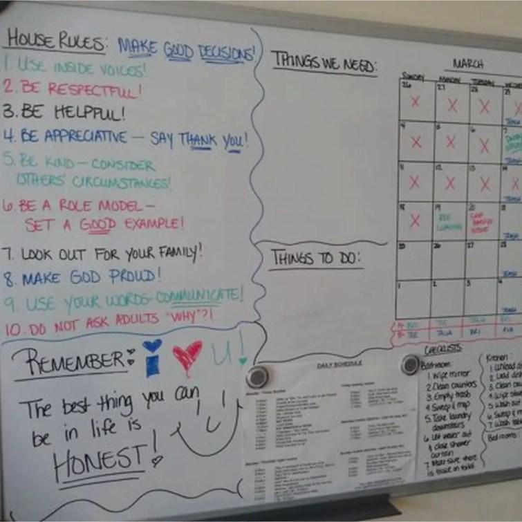 Chore Chart Ideas for Kids - DIY Family Chore Charts and Chore Charts for Kids