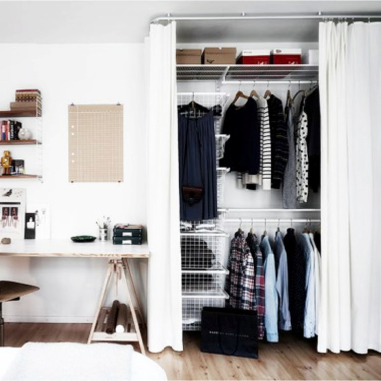 maximizing space in a small house - organizing a small house for a large family #smallhouseliving #storagehacks #diystorage  #gettingorganizedathome