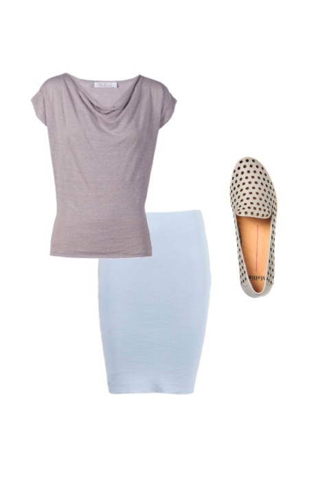 Linen top: Skin and Threads; Shoes: Mollini