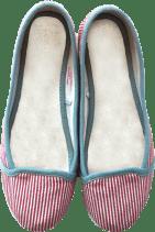 just-jeans-canvas-striped-shoe