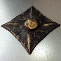 Заклепка золото (А)