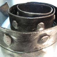 Ремень Серебро (А)