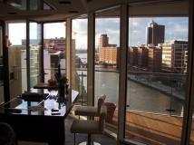 Blick auf die Hafencity
