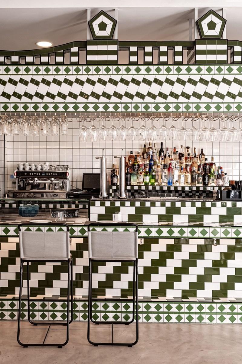 Restaurante La Sastrería de Valencia, por Masquespacio