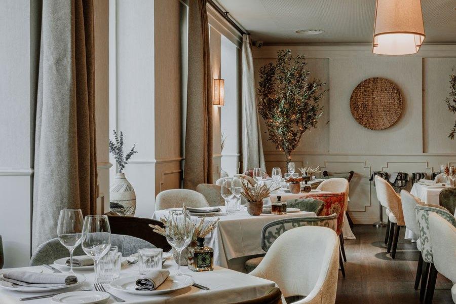 Restaurante Prístino en Madrid