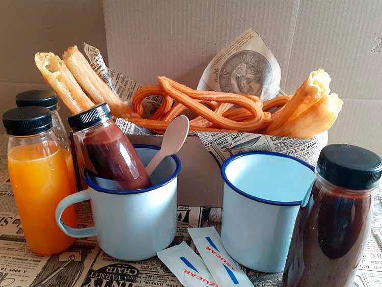 Caterings a domicilio: Madame Plato