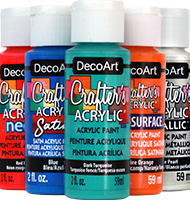 Cherry Blossom Pink Paint Dca24 By Decoart Crafters Paints