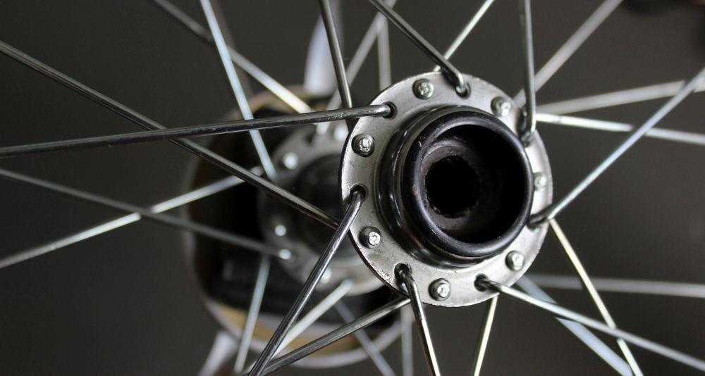 Zegar z koła od roweru - Krok 1