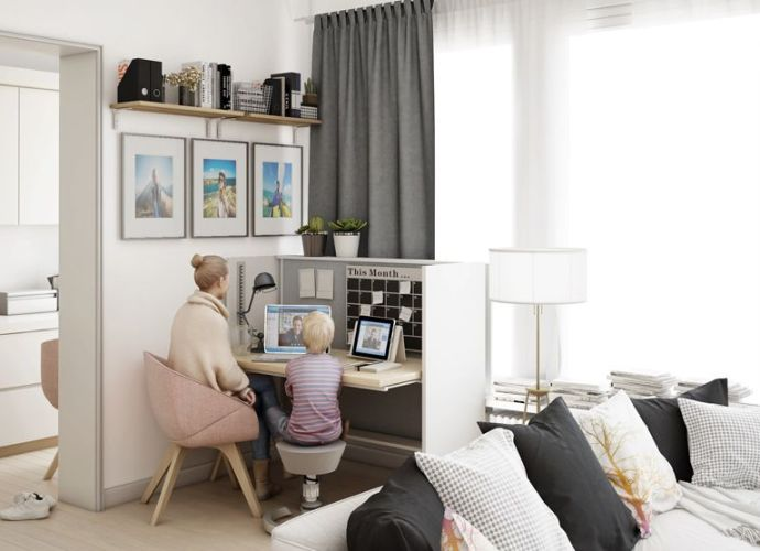 biurko NEST Mikomax Smart Office,