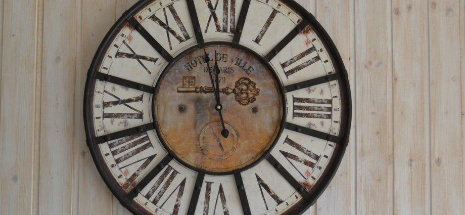 Zegar do sypialni