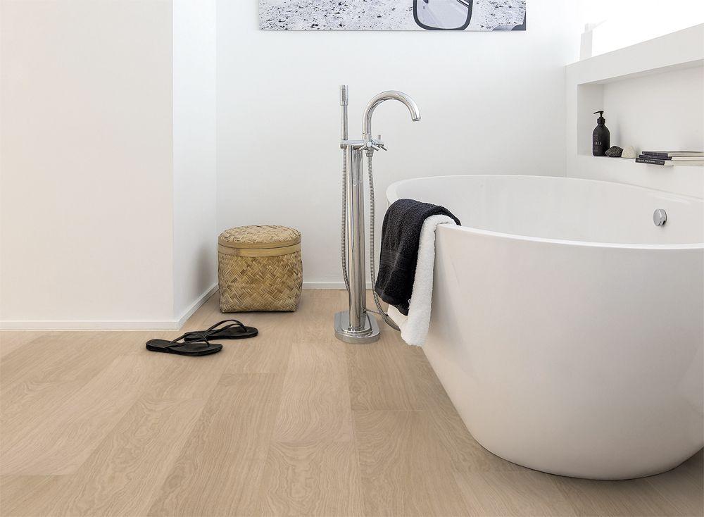 Podłogi laminowane i winylowe w kuchni i łazience - Quick-Step
