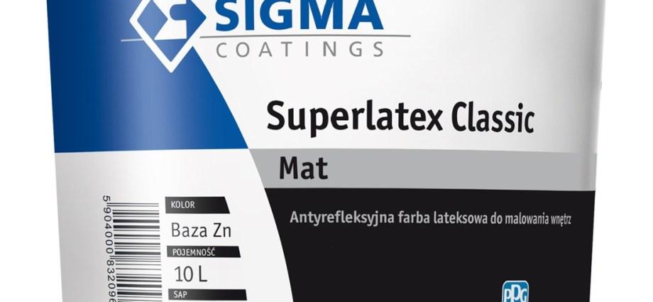 Farba Superlatex Classic