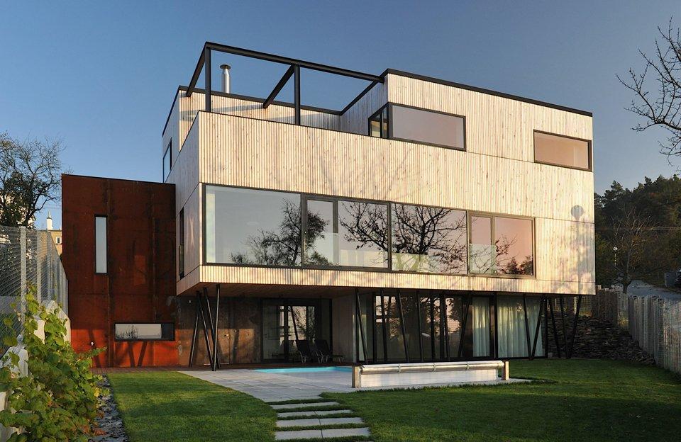 Kolor elewacji, okien, dachu