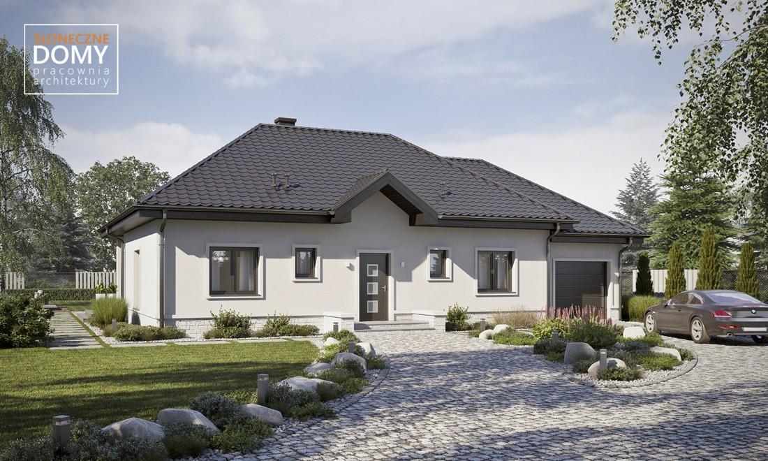 Słoneczne domy - projekt HVAR