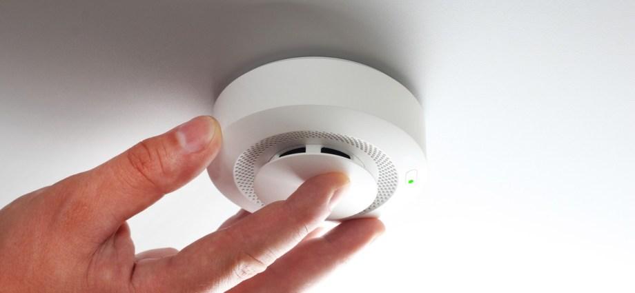 Zabezpieczenia przeciwpożarowe w domu