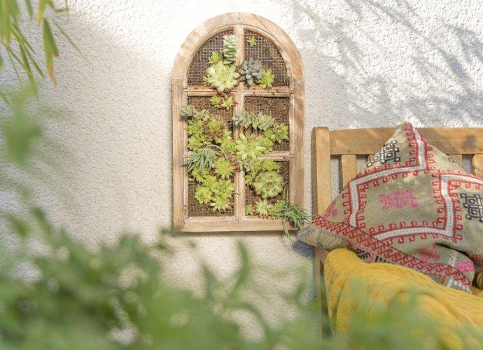 Oaza zieleni na wyciągnięcie ręki – wiszący ogródek