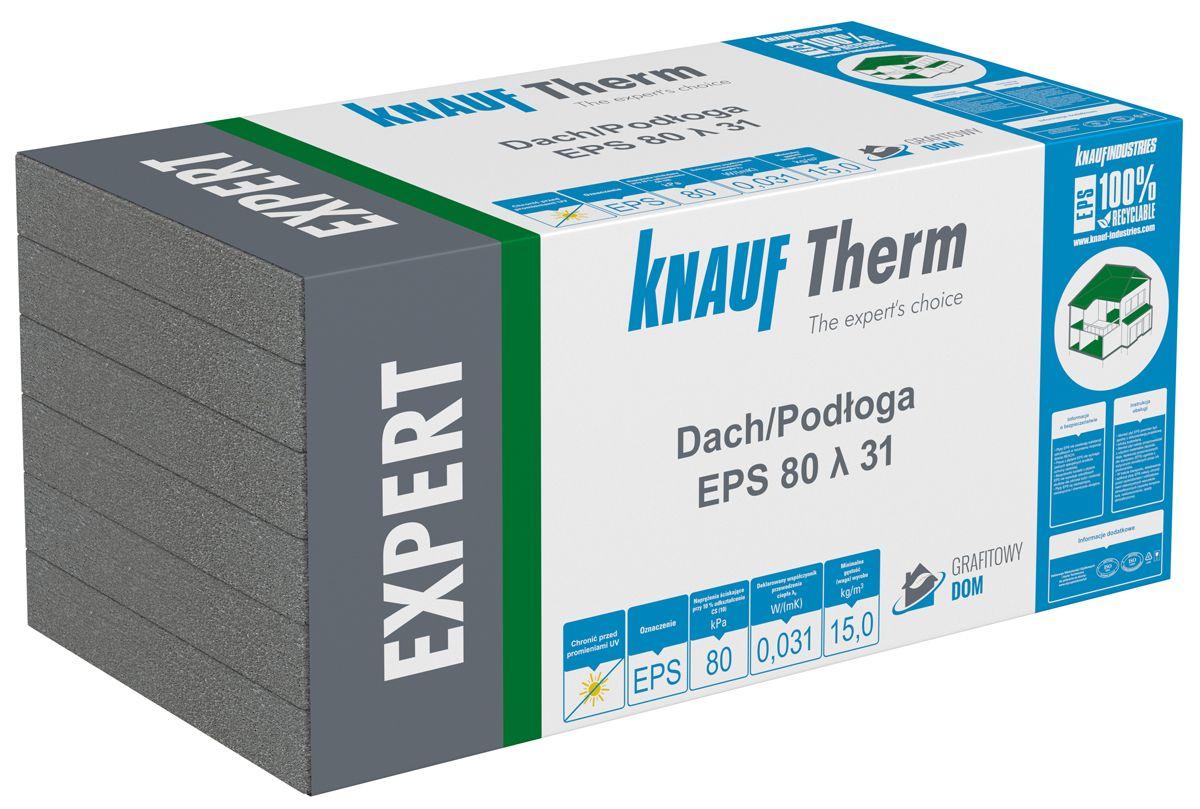 Płyty Knauf Therm Expert Dach/Podłoga