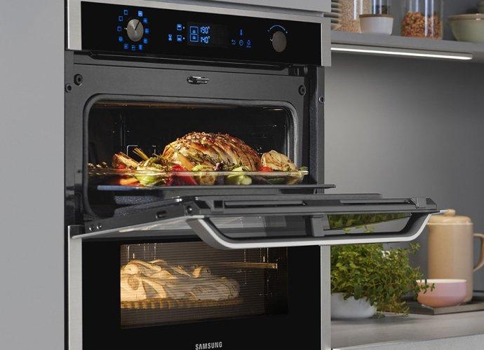 Piekarnik Samsung Dual Cook Flex
