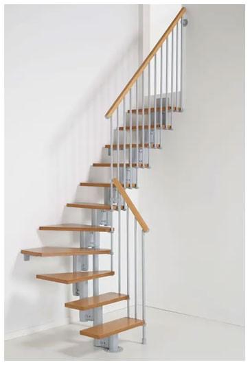 Nowoczesne schody zabiegowe Nice 4