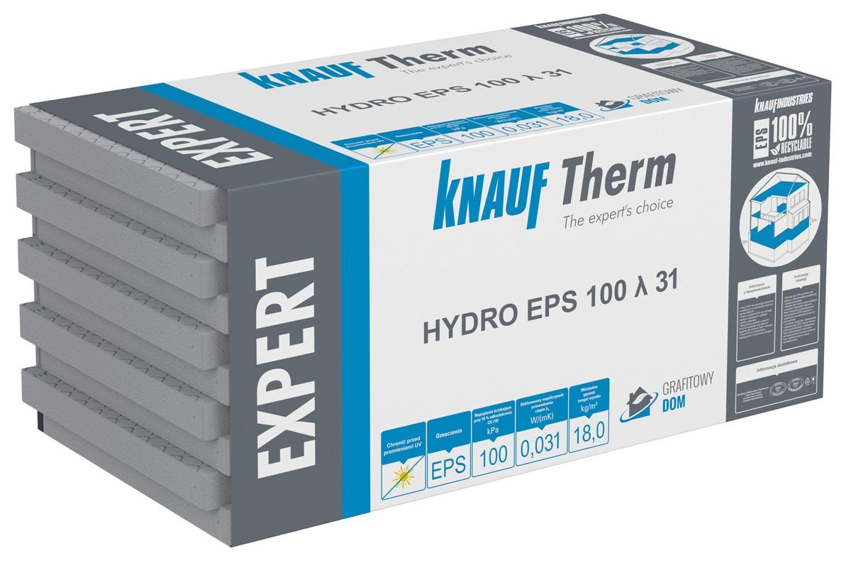 styropian grafitowy Knauf Therm Expert Hydro EPS 100 λ 31