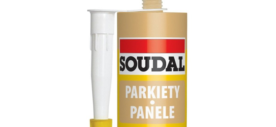 Soudal kit do parkietu