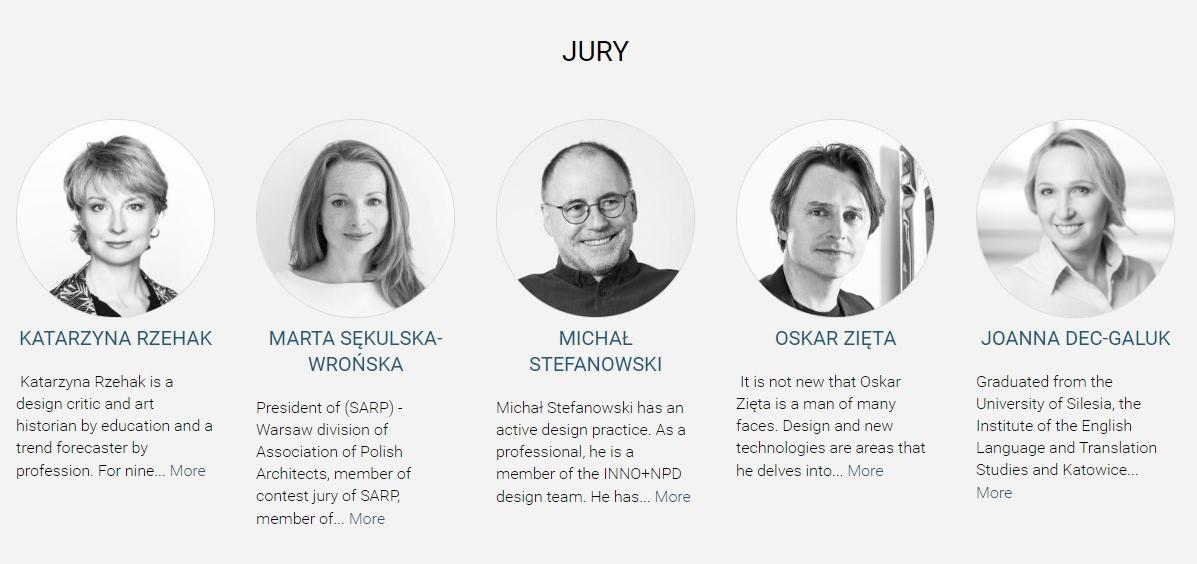 Roca One Day Design Challenge - Jury