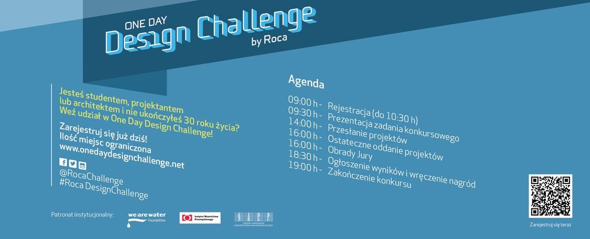 Roca One Day Design Challenge 2020