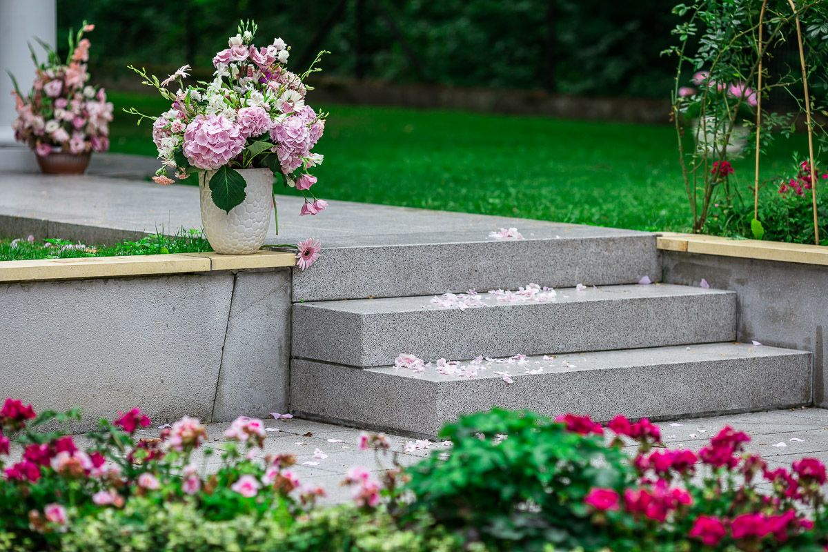 Schody betonowe Dasag