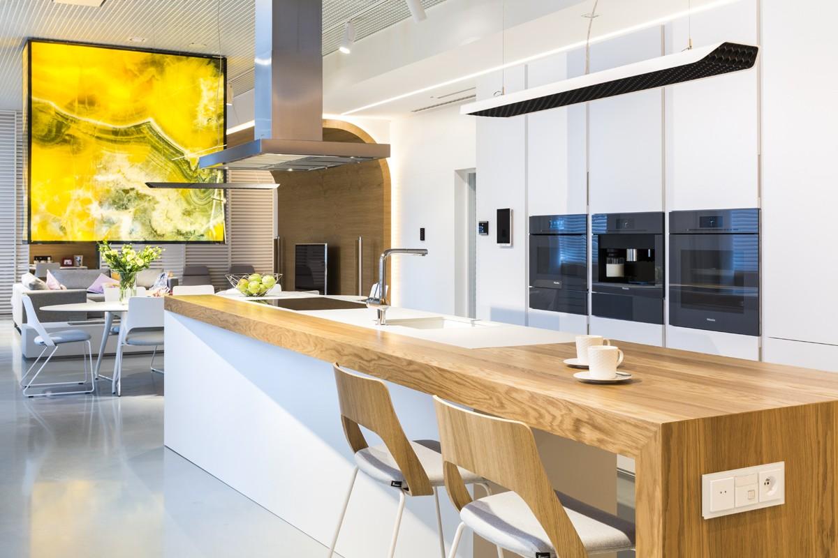 Kuchnia w systemie domu inteligentnego