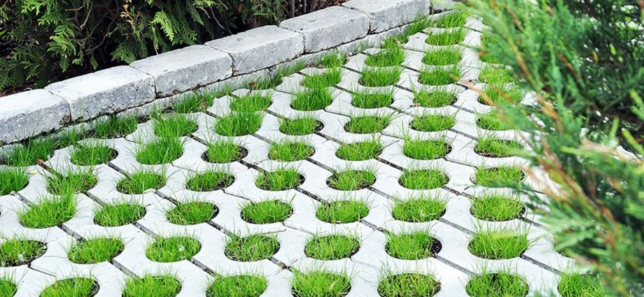 Zbuduj zielony podjazd