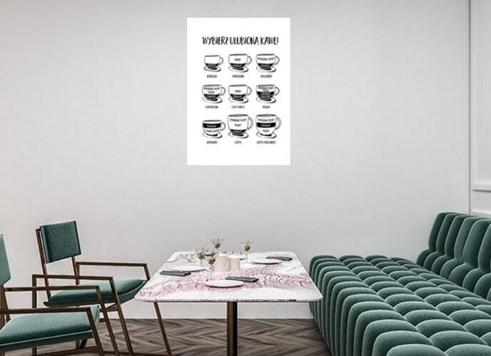 Plakaty na ścianę – oryginalny dodatek do mieszkania, który pokaże Twoje wnętrze