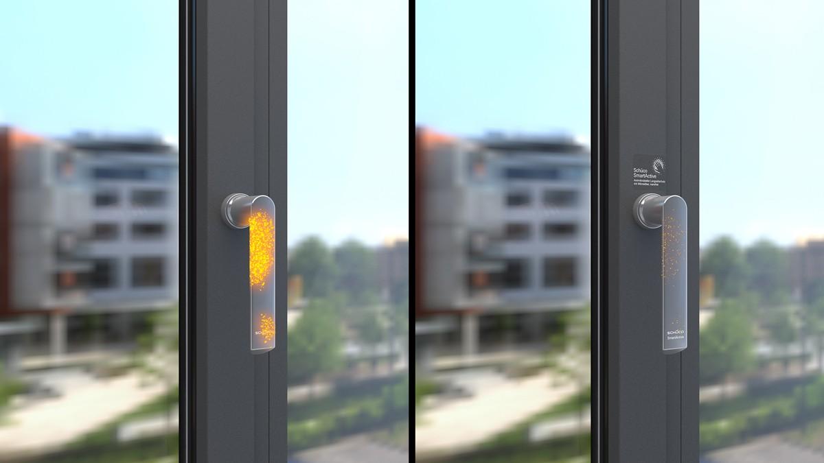Kompletna technologia antybakteryjnych okien, drzwi i fasad