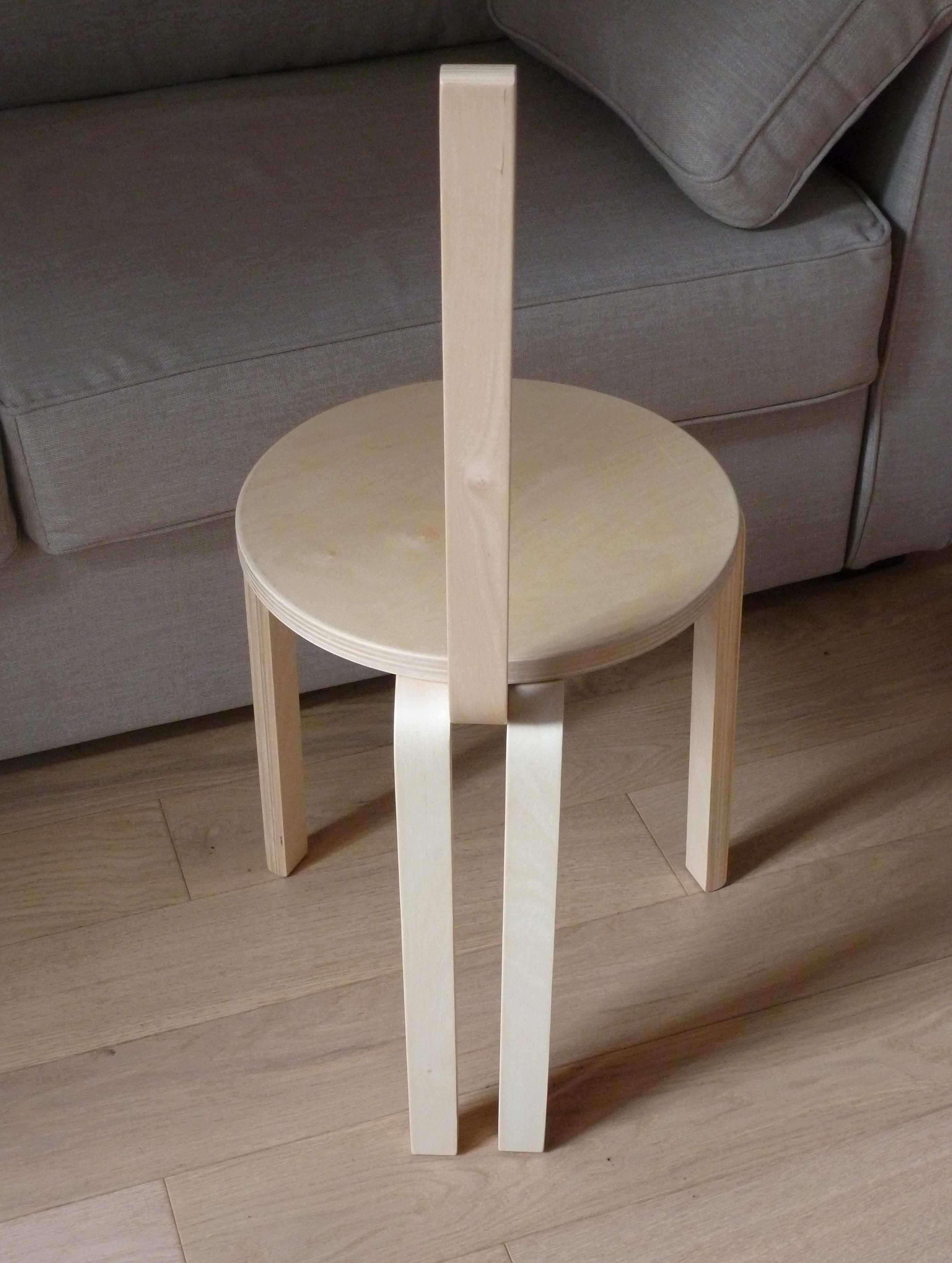 Tabouret Ergonomique Ikea