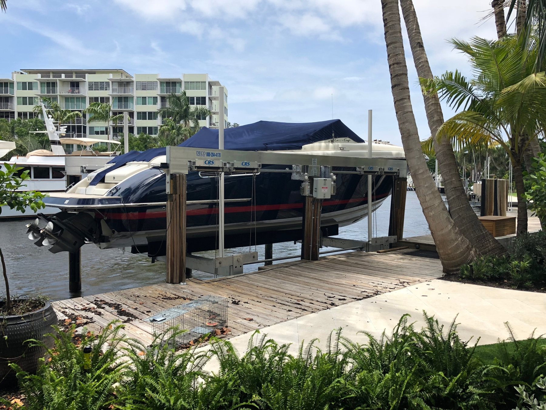 boat storage naples ways to dock