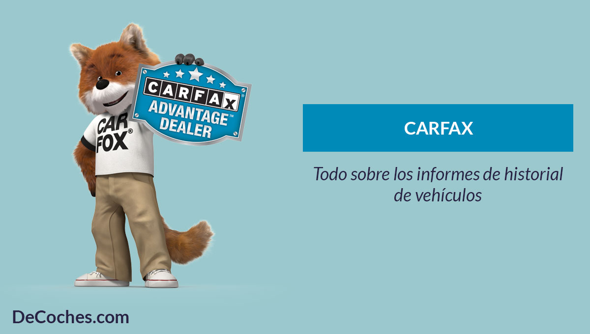 Carfax Informe historial coches
