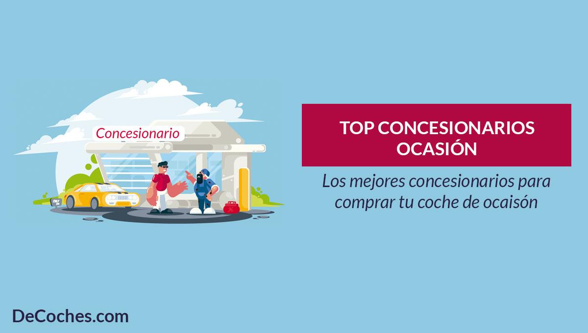 Los Mejores Concesionarios para Comprar tu Coche de Ocasión en Madrid