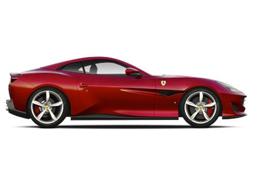 Precio para Alquilar Ferrari Portofino