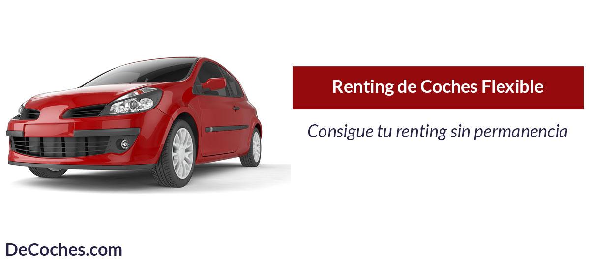 Renting Flexible de Coches