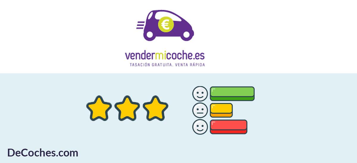 Opiniones Vendermicoche.es