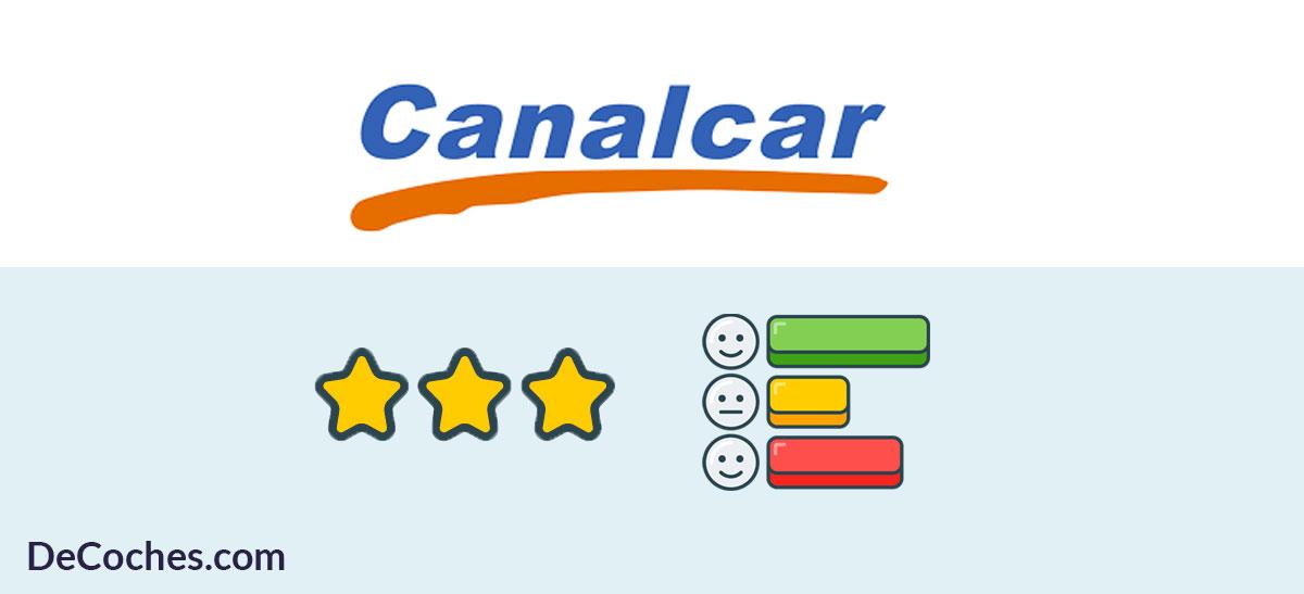 Opiniones Canalcar