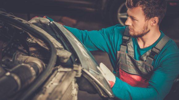 Descubre como saber si un coche ha sufrido un siniestro