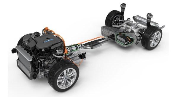 ¿Qué es un coche híbrido?