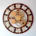 Portfólio: Relógio de parede Macchina